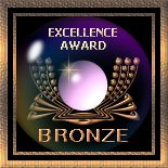 Excellence Award from Ulla's Site